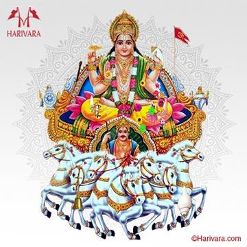 Surya Graha Shanti Jaap