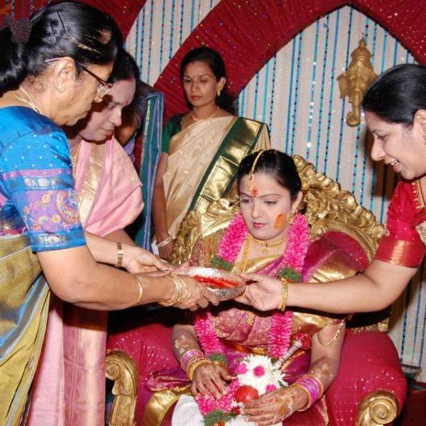 Godh Bharai Puja (Baby Shower)