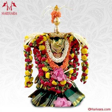 Durga Deepa Namaskara