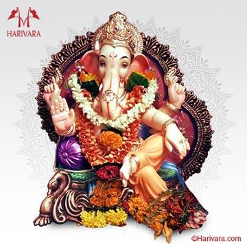 Ganapathi Pooja