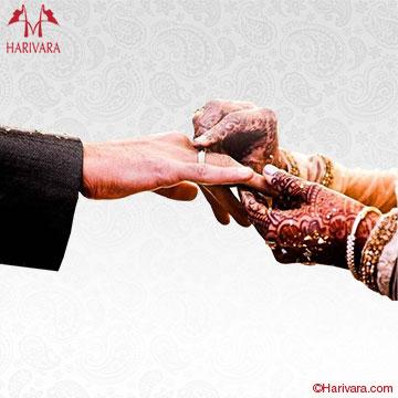 Engagement Puja