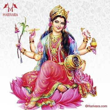 Mahalaxmi Puja