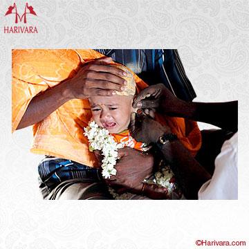 Karna Vedha (Ear Piercing)