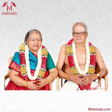 Sathabhishekam (80th Birthday Pooja)
