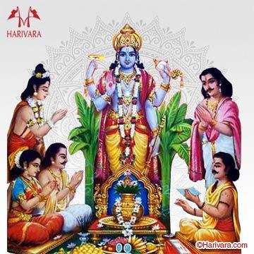 Sathyanarayana Swamy Pooja