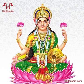 Dhanalakshmi Pooja