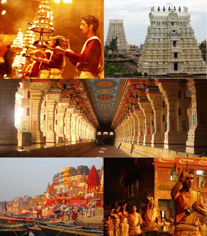 Kashi – Rameshwaram Yatra & Pitru Rituals